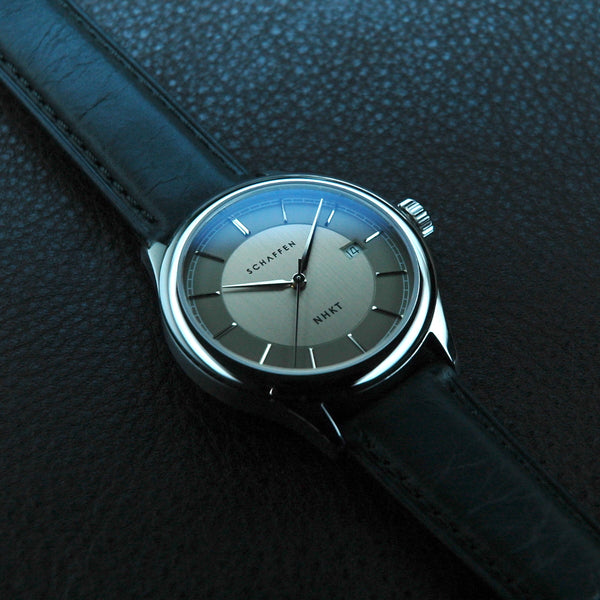 A65 Dress Watch with custom initials