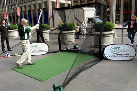 net return home golf package at pga show
