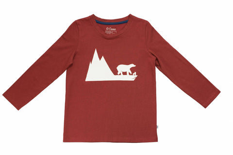 Barney Bear T-shirt - Grey