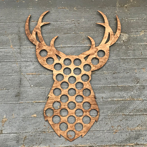 Bottle Cap Holder Deer Buck Animal