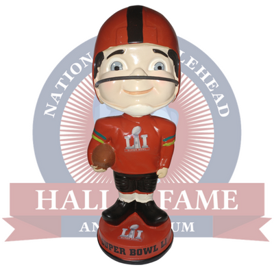 2017 NFL Super Bowl LI 51 Classic Bobble Boy Bobblehead - National Bobblehead HOF Store
