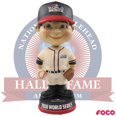 2018 MLB World Series Classic Bobble Boy Bobblehead