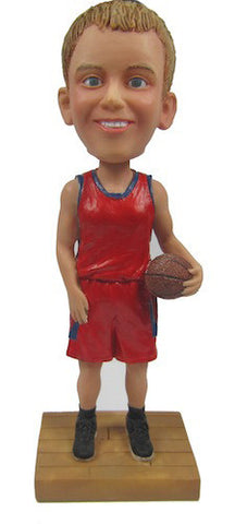 Cool Basketball Male #5 - National Bobblehead HOF Store