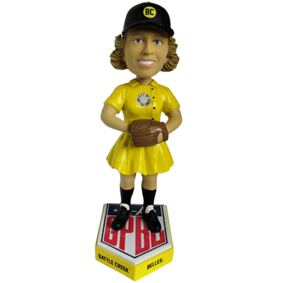 All-American Girls Professional Baseball (AAGPBL) Bobbleheads