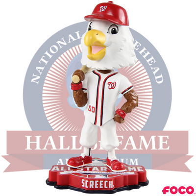 2018 MLB All-Star Game Washington Nationals Mascot Bobblehead (Presale) - National Bobblehead HOF Store