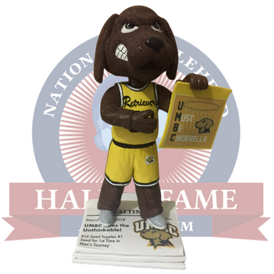 UMBC Retrievers 2018 Commemorative Bobblehead