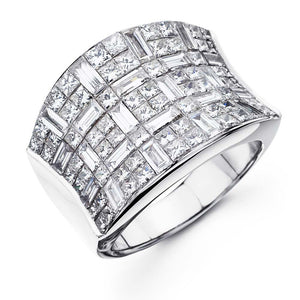 Le Rêve Quilted Ring