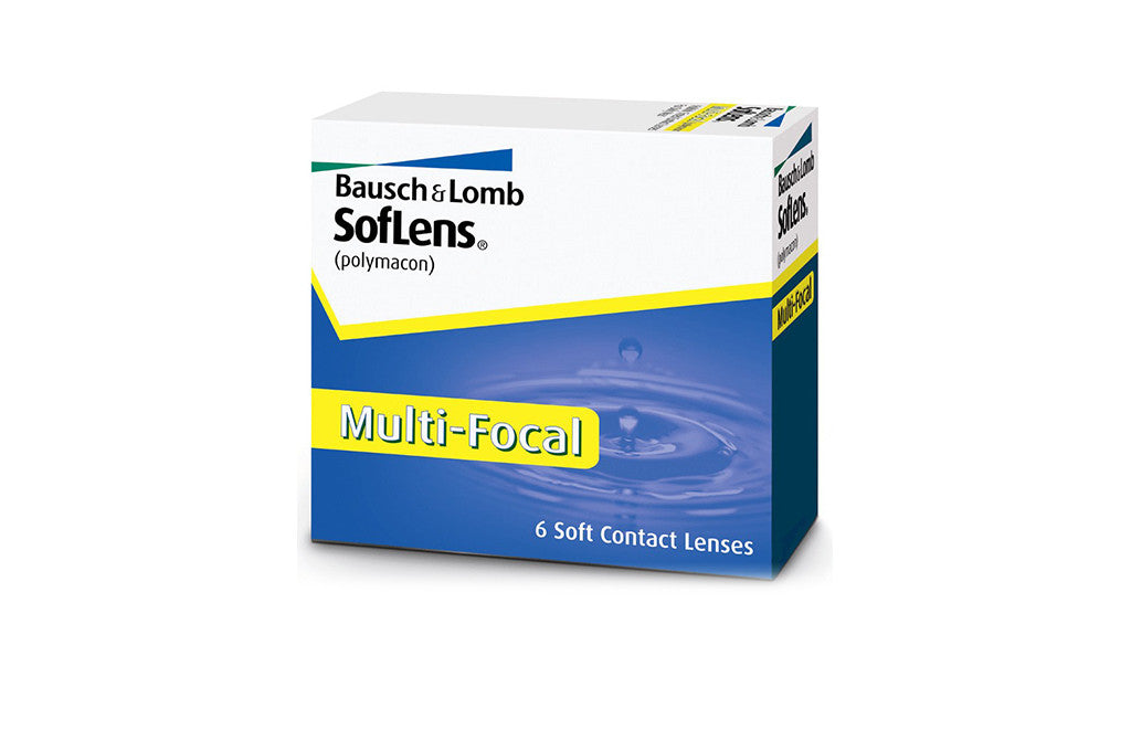 SofLens Multi-Focal - 6 Pack Contact Lenses $129.99 Express Post