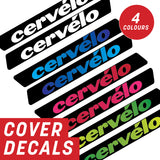 Cervelo Cover Decals