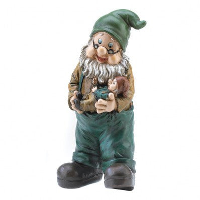 Grandpa Gnome Garden Statue 10039693 Free Shipping - House Home & Office - Fits My Budget