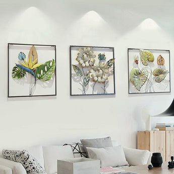 Creative Plant Background Wall Hangings