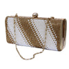 Evening Party Prom Pearl Clutch Purses For Girls and Women