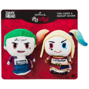 THE JOKER & HARLEY QUINN SUICIDE SQUAD TWIN PACK