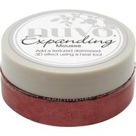Nuvo RED LEATHER-EXPANDING MOUSSE by Tonic