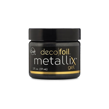 DECO FOIL GEL - BLACK ICE