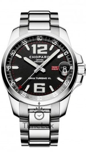 Replica Chopard, Mille Miglia Gran Turismo XL Black Dial - TimeLux - Replica Watches Greece