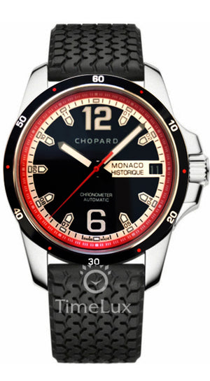 Replica Chopard, Monaco Historique Strap - TimeLux - Replica Watches Greece