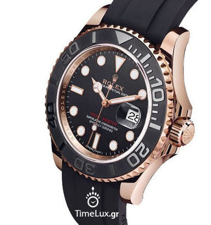 Replica Rolex Yacht-Master 40mm Everose Gold - TimeLux - Replica Watches Greece