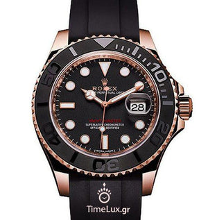 Replica Rolex Yacht-Master 38mm Everose Gold - TimeLux - Replica Watches Greece
