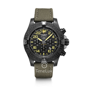 Replica Breitlight® Avenger Hurricane Volcano Black - TimeLux - Replica Watches Greece