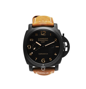 Replica Panerai Luminor 1950 GMT Ceramica - TimeLux - Replica Watches Greece