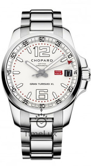 Replica Chopard, Mille Miglia Gran Turismo XL White Dial - TimeLux - Replica Watches Greece