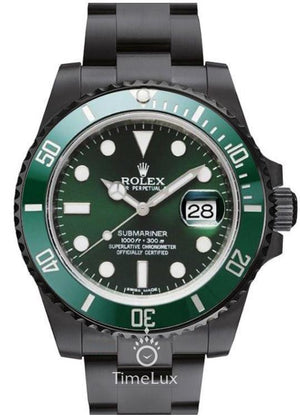 Replica Rolex Stealth Submariner Project X - TimeLux - Replica Watches Greece