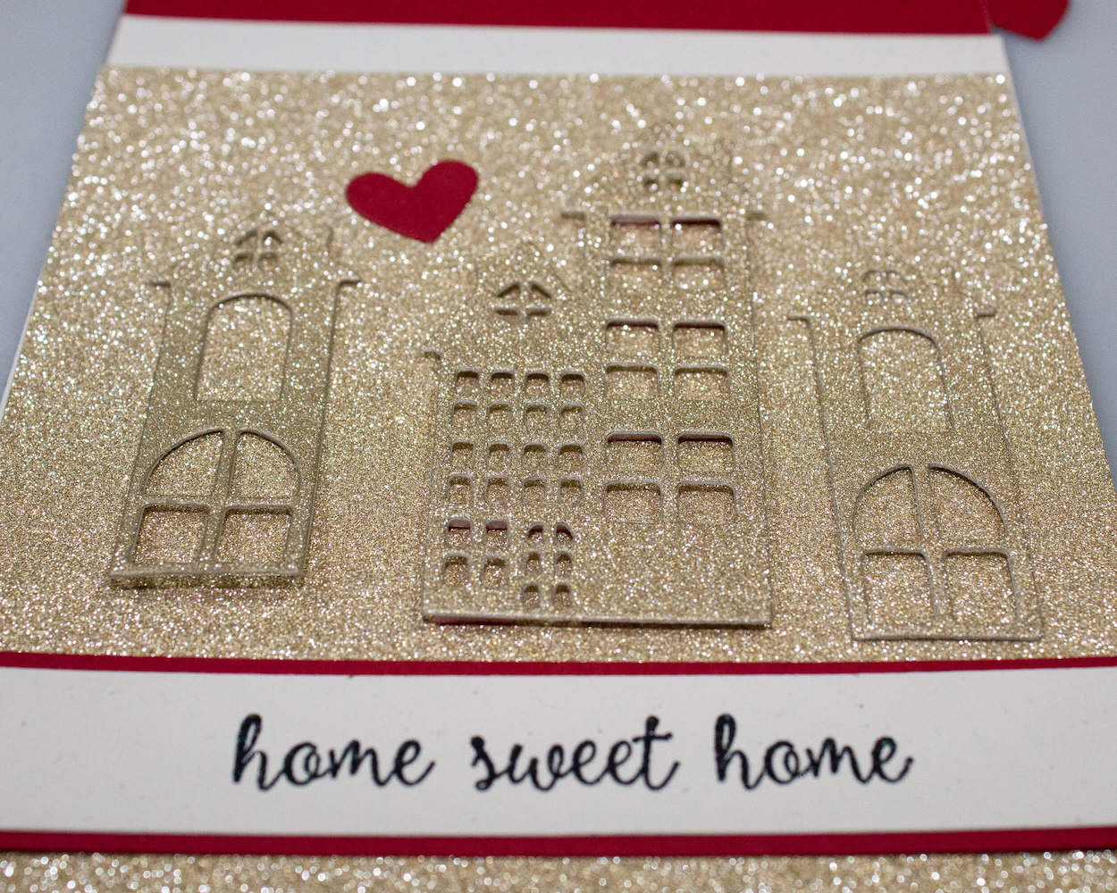 Home Sweet Home Cardstock Paper Housewarming Invitations