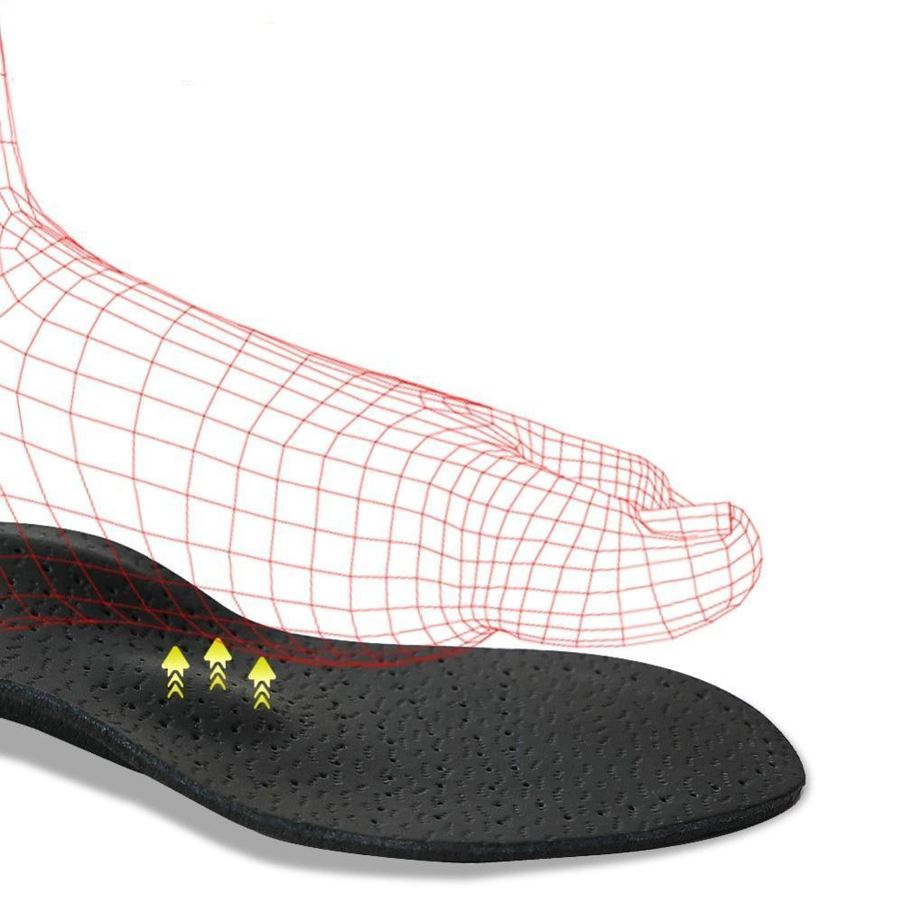 DeeTrade Insole VitaFeet Leather Arch Support Orthotics