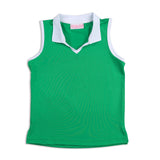 Everyday Club Top Green - Little Miss Tennis