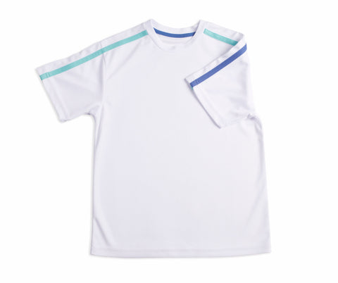 Boys Crew - B50, 3/4, 4/5, 5/6 only - Little Miss Tennis