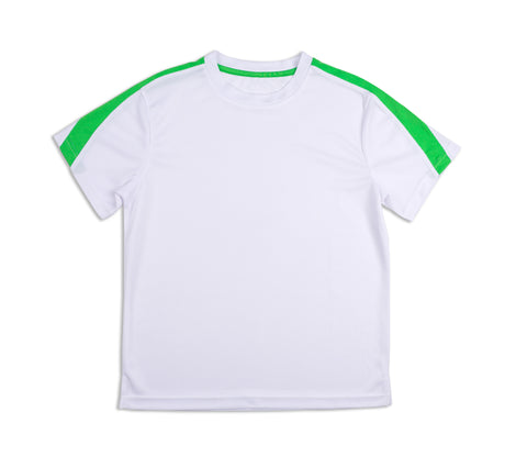 Boys Lime Crew - B62 - Little Miss Tennis