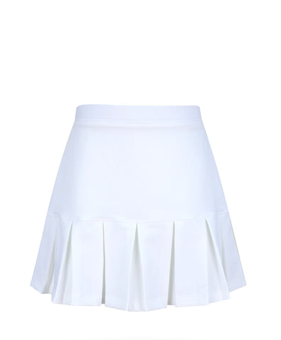 Cape May Skirt White - 4/5, 5/6, LG, XL - Little Miss Tennis