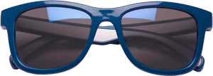 Sunglasses: Boys 5-8, Navy - Little Miss Tennis