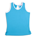 Twilight Blue Tank Top - Little Miss Tennis