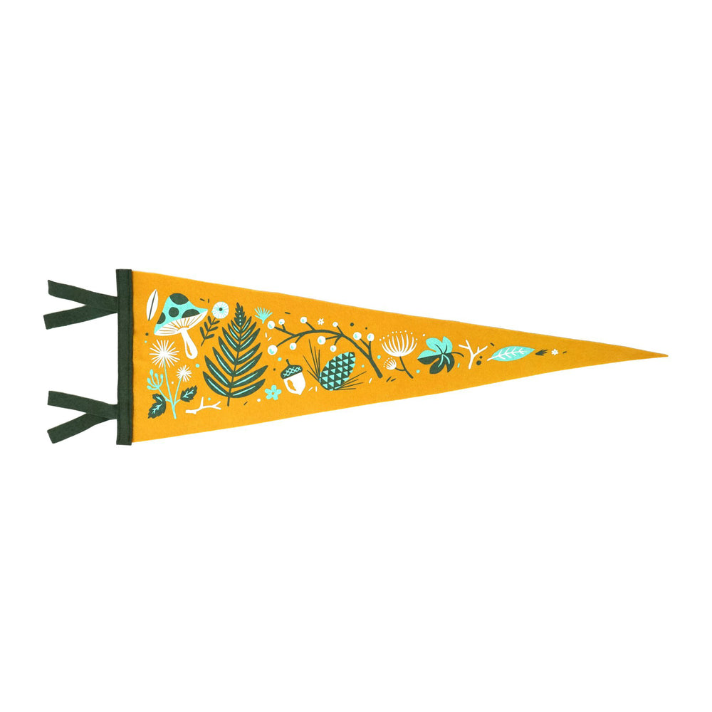 Oxford Pennant - Brave The Woods Pennant