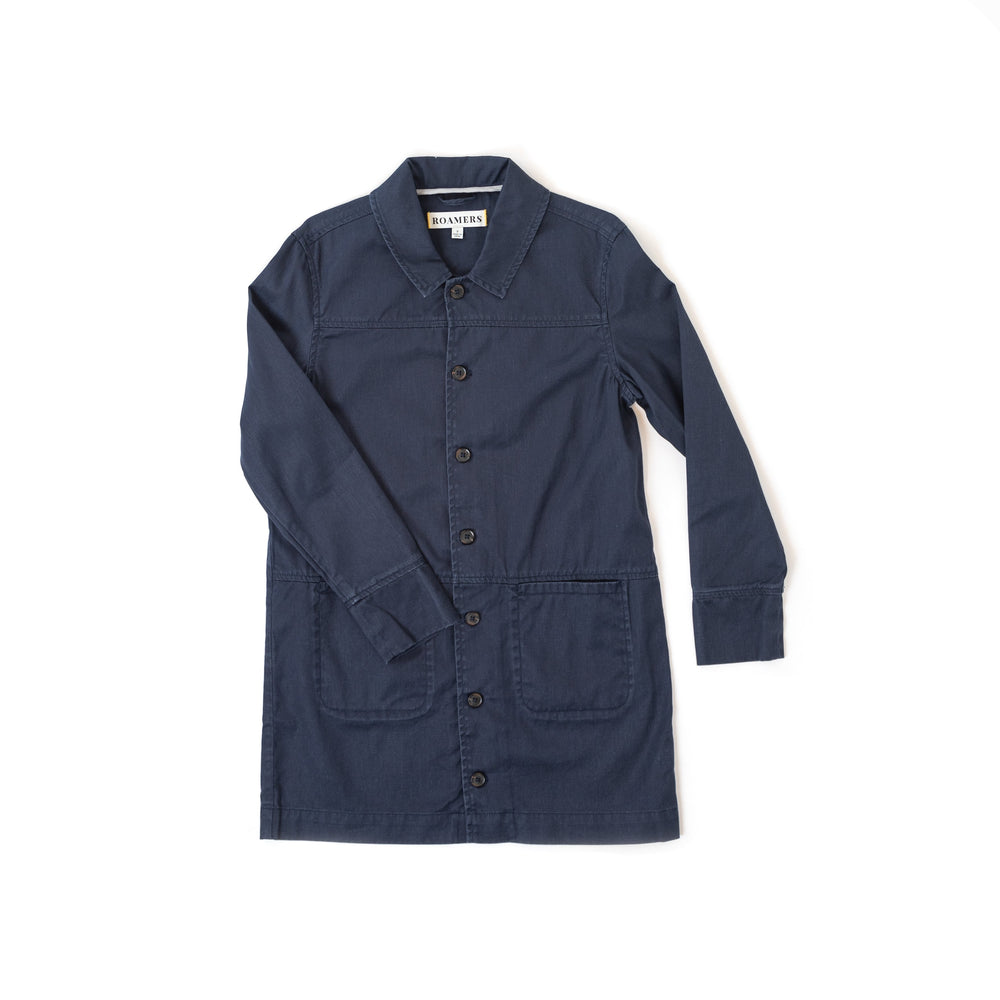 Gorham Duster - Navy