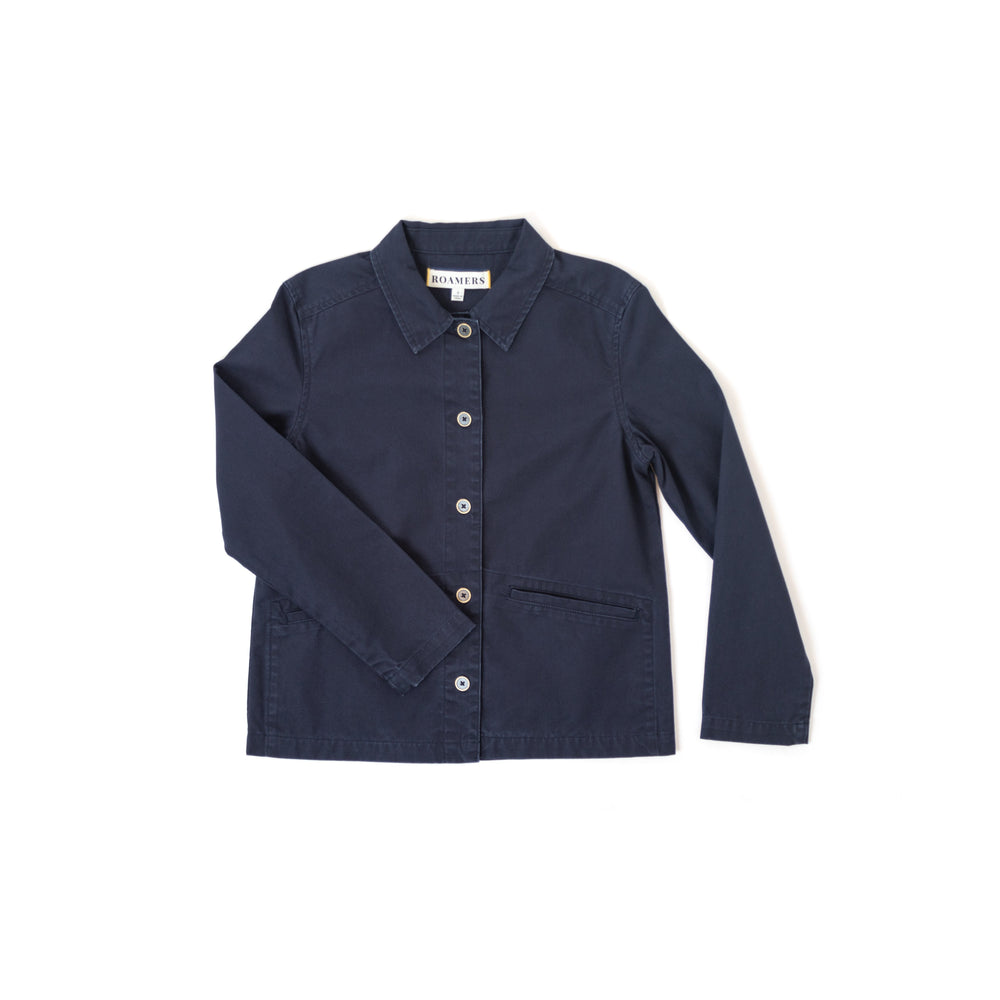 Port Chore Coat - Indigo