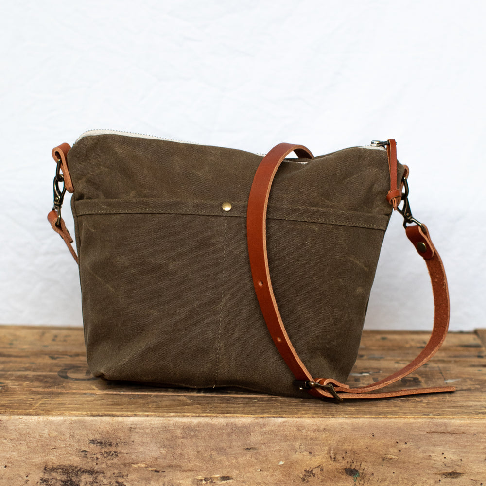 Rivanna Crossbody Bag - Field Tan
