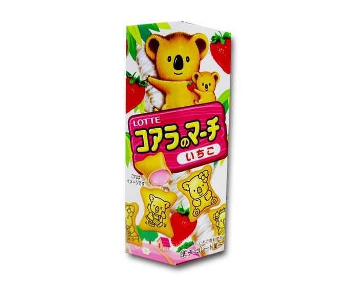 Koala March: Strawberry Flavor