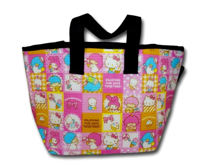 Sanrio Insulated Lunch Bag (Pink)