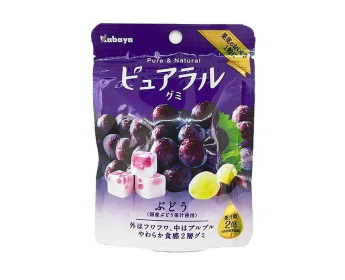 Pureral Gummy Grape