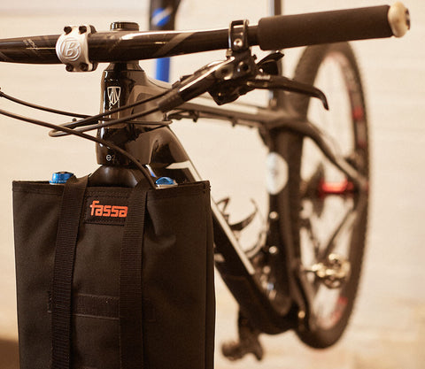 Padded MTB Fork Travel Bag