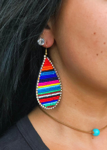 The Odessa Earrings (4 Colors)