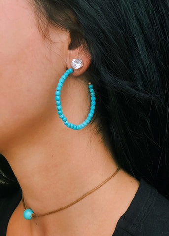 The Shady Shores Earrings (5 Colors)