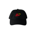 Dex Meet Dexter Dad Hat - Black