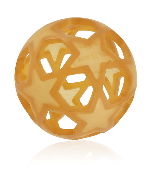Natural Rubber Star Ball by Hevea