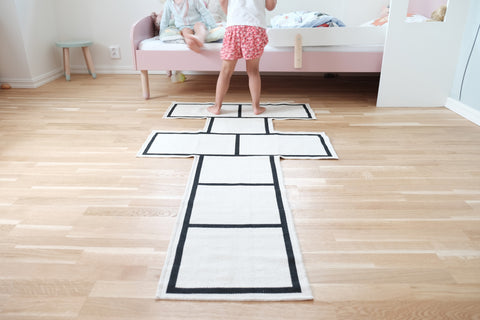 Hopscotch Rug by KAOS
