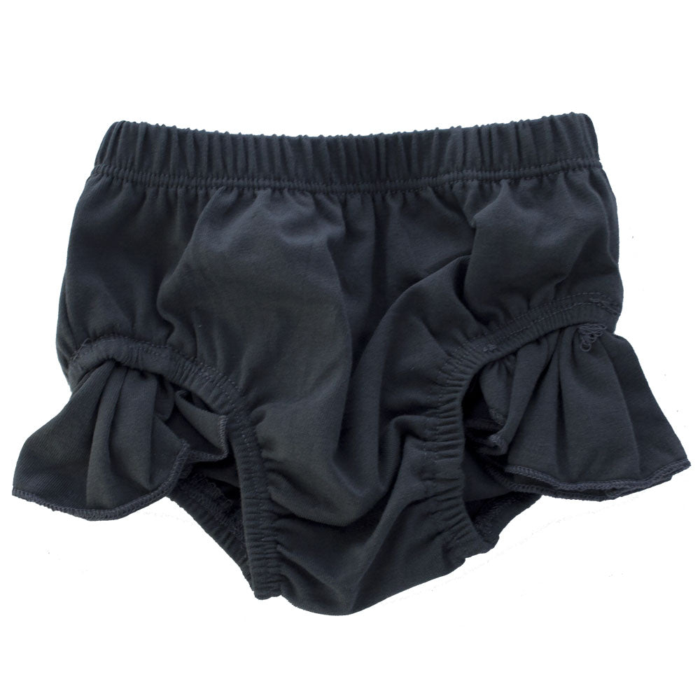 Flutter Bloomers Charcoal