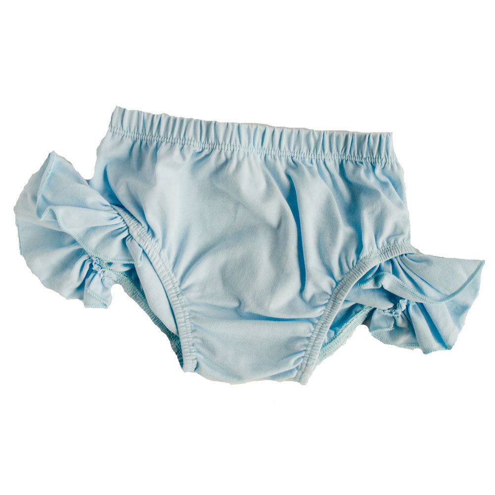 Flutter Bloomers Baby Blue